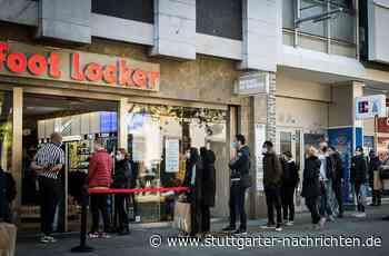 Black Friday in Stuttgart - Kaufrausch unter Corona-Einfluss - Stuttgarter Nachrichten