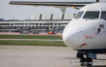 Notlandung in Stuttgart: Frachtmaschine löst Alarm am Flughafen aus - Baden-Württemberg - Pforzheimer Zeitung