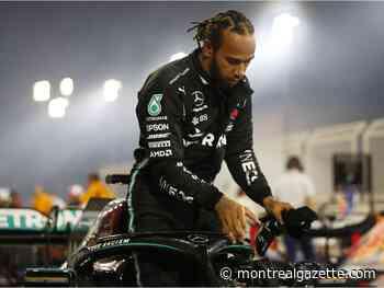 Lewis Hamilton wins crash-marred Bahrain Grand Prix