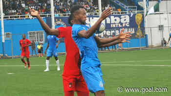 Rahimo 0-1 Enyimba: Mbaoma's header hands Osho's men Caf Champions League first-leg edge