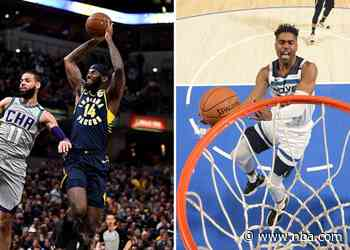 Pacers Sign Seven Players