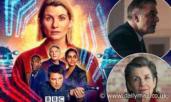 Doctor Who's festive show Revolution of the Daleks set for New Year's Day with Chris Noth starring