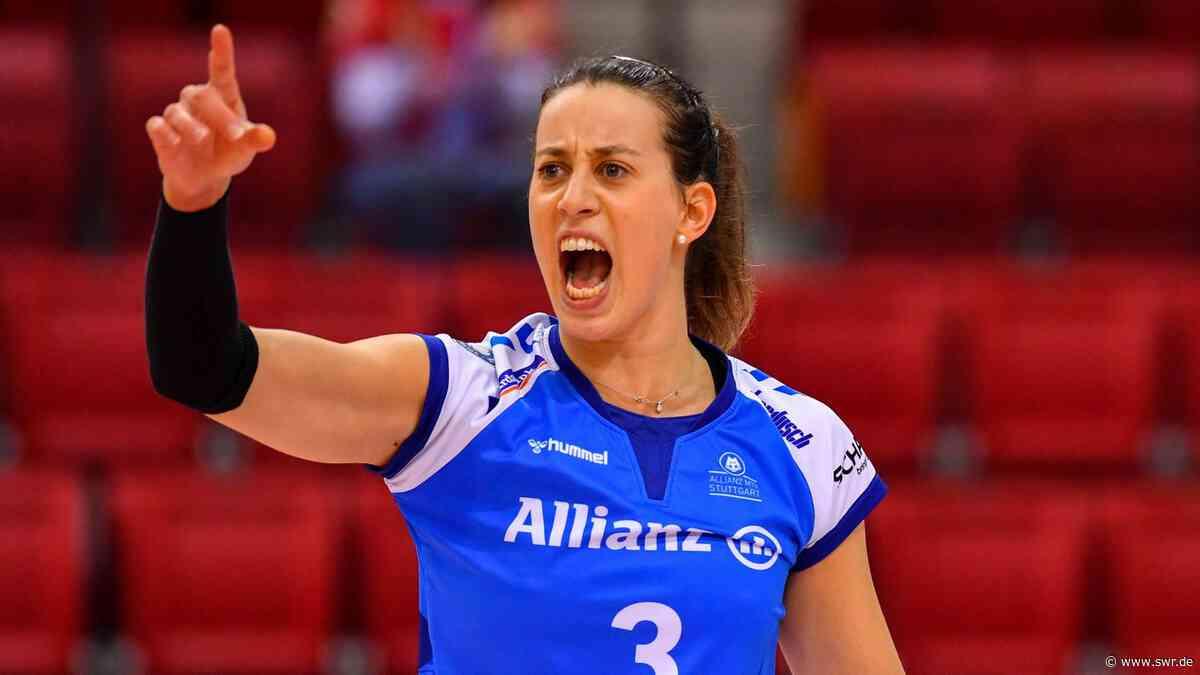Volleyball: MTV Stuttgart und Friedrichshafen siegen - SWR
