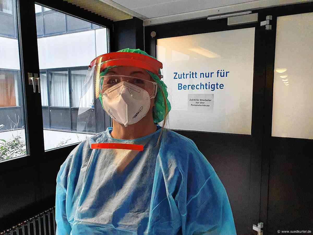 Friedrichshafen: Immer mehr Covid-19-Patienten und Pflegekräfte am Limit: Wie sich die Corona-Krise am Klinikum Friedrichshafen auswirkt - SÜDKURIER Online