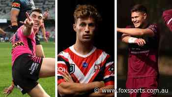Roosters' teen prodigy; flyer to Broncos' revival: Every NRL club's breakout star for 2021