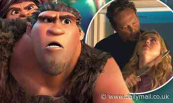 The Croods 2 takes the top prize at the Thanksgiving weekend box office among disappointing receipts