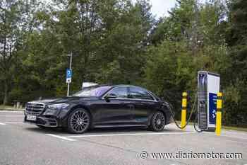 La Clase S se encarga de estrenar la última versión de motorizaciones PHEV de Mercedes con el S580e - Diariomotor