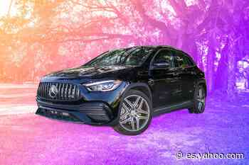 MotorTech: Mercedes-Benz AMG GLA 35, deportividad premium - Yahoo Finanzas España
