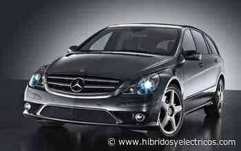Mercedes-Benz EQR: la Clase R volverá en forma de SUV eléctrico con tintes deportivos - Híbridos y Eléctricos