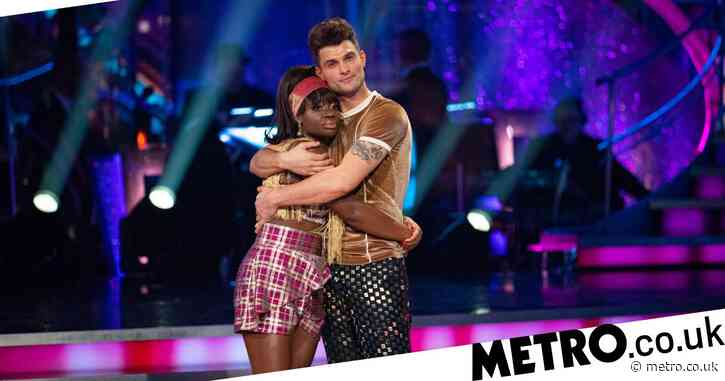 Strictly Come Dancing 2020: Clara Amfo fifth celebrity to be eliminated after landing in bottom two with Jamie Laing