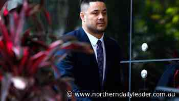 Hayne to continue rape trial testimony - The Northern Daily Leader