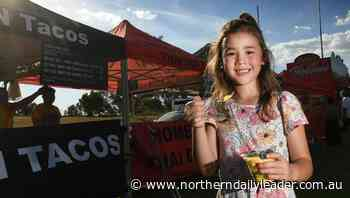 Tamworth flocks to the first Foodies Night Markets - The Northern Daily Leader
