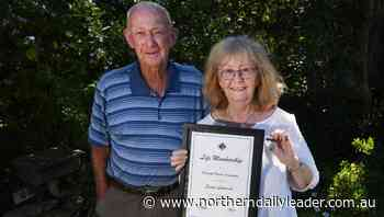Sue Lockwood awarded life membership of Tamworth Netball Association - The Northern Daily Leader