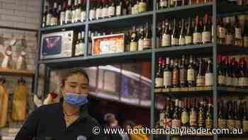 Australia seeks talks over wine with China - The Northern Daily Leader