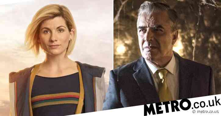 Doctor Who star Chris Noth to return for festive special – and there will be Daleks