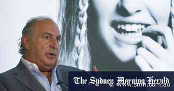 The Topshop retail empire of UK billionaire Sir Philip Green teeters on edge