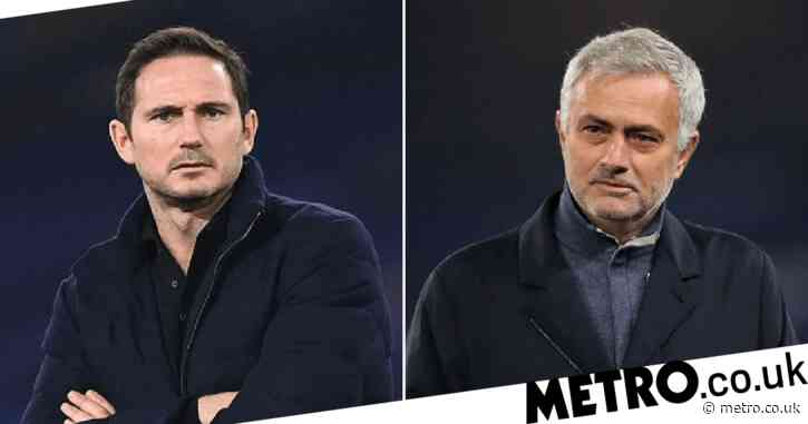 Chelsea boss Frank Lampard rubbishes Jose Mourinho's claim that Spurs are 'just a pony' in title race