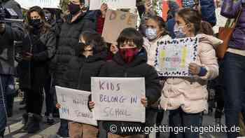 Trotz steigender Corona-Zahlen: New York öffnet wieder Schulen