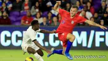 USMNT set for home December friendly versus El Salvador