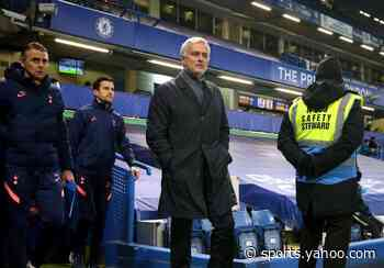 Mourinho: Tottenham a 'pony, not a horse' in title race