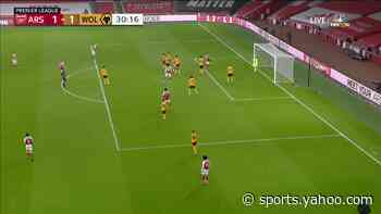 Gabriel nets Arsenal equalizer against Wolves