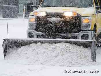 'Significant' winter storm forecast for Ottawa Valley