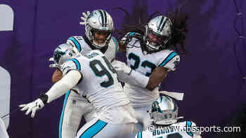 Panthers rookie makes NFL history by becoming first defensive player ever to score a TD on consecutive plays