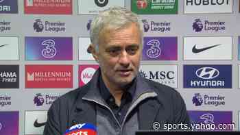 Mourinho: Tottenham are 'pony' in PL title race