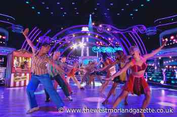 Another star waltzes off Strictly Come Dancing