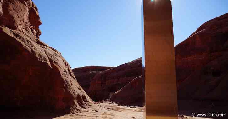 Letter: Leave the desert monolith standing