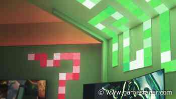Save $60 and RGB your room with a starter set of beautiful Nanoleaf panels