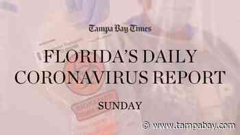 Florida adds 7,363 coronavirus cases, 59 deaths Sunday - Tampa Bay Times