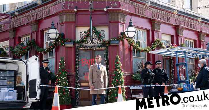 EastEnders spoilers: An arrest is made as Ian Beale is left for dead