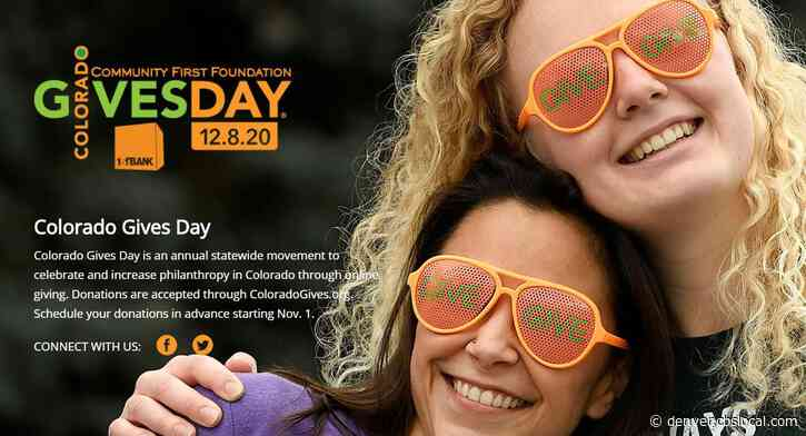 Colorado Gives Day Aims To Help Thousands Of Nonprofits
