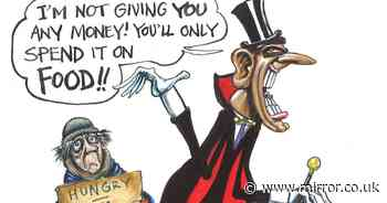 'Sunak's pay packet squeeze is usual Tory austerity, only now with added malice'