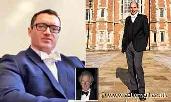 Eton provost Lord Waldegrave defends teacher sacking amid 'sexist' lecture row at top public school