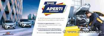 """+++ Superauto Magenta: """"Siamo aperti in sicurezza!"""" +++ - Ticino Notizie"""