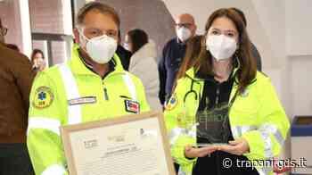 """""""Premio 91025"""" Marsala, conferito ai sanitari impegnati nella lotta al Covid - Giornale di Sicilia"""
