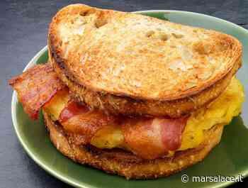 Toast al bacon | Ricetta - marsalace.it