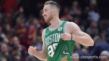 Celtics, Hornets complete Gordon Hayward sign-and-trade, exchange future second-round picks, per report