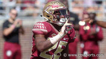 Florida State defensive back Asante Samuel Jr. opts out of the 2020 season to prepare for upcoming NFL Draft
