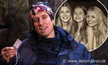I'm A Celebrity 2020: Vernon Kay is sent sweet letter from Tess Daly and daughters