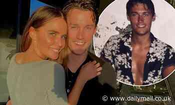 Jodi Gordon is dating British-born investment portfolio manager Sebastian Blackler