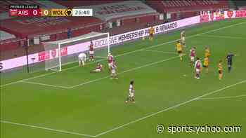 Extended highlights: Arsenal 1, Wolves 2