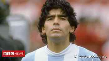 Diego Maradona: Police raid house and clinic of doctor