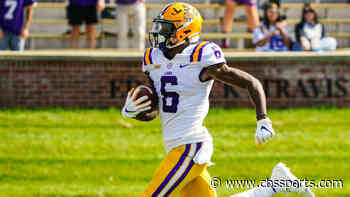 LSU WR Terrace Marshall opts out of remainder of 2020 season to prepare for upcoming NFL Draft