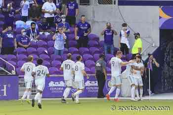 Bou scores twice, Orlando City reaches MLS Eastern finals