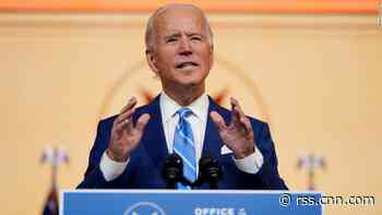 Biden to name economic team this week, with three women in top roles to help build recovery