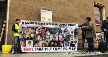 Strage Viareggio:familiari vittime, fateci assistere processo - Controradio