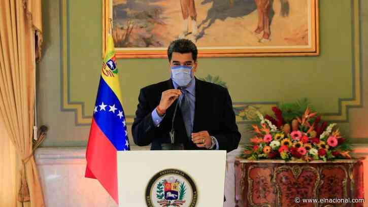 """Nicolás Maduro: """"Se vienen cuatro semanas de flexibilización segura"""""""